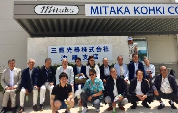 皆で沖縄親睦旅行に行ってきました。のイメージ